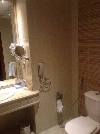 Safir Hotel Cairo: Bathroom