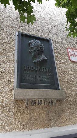 Denkmal Judok Fink