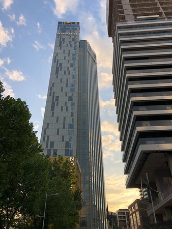 Novotel London Canary Wharf ภาพถ่าย