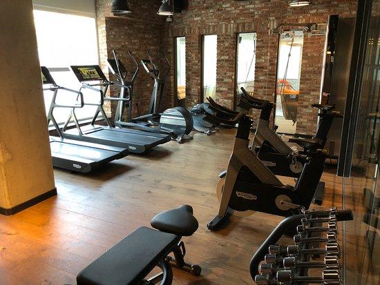 Novotel London Canary Wharf: Gym