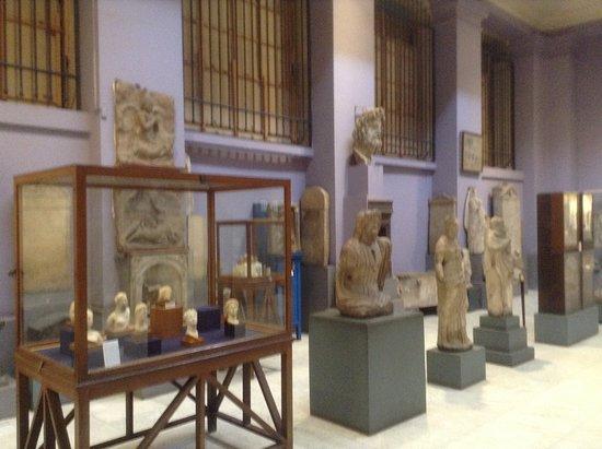 Museo de Antigüedades Egipcias: Greaco Roman period