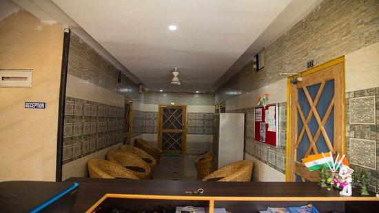 Ekam Yogashala: Ekam Yoagshala room