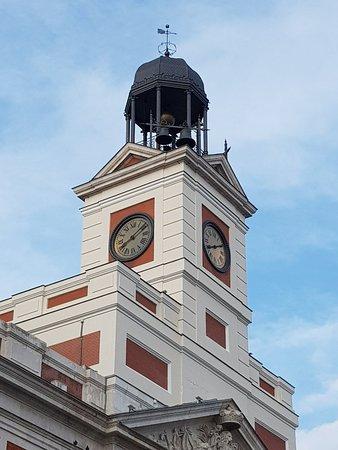 太阳门广场照片