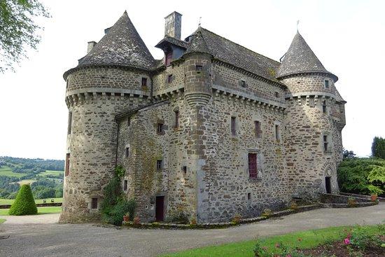 Chateau d'Auzers: le château
