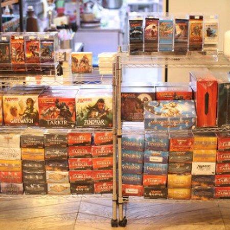 Board Game Cafe Miniville照片