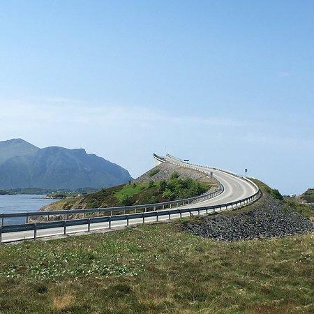 大西洋之路照片