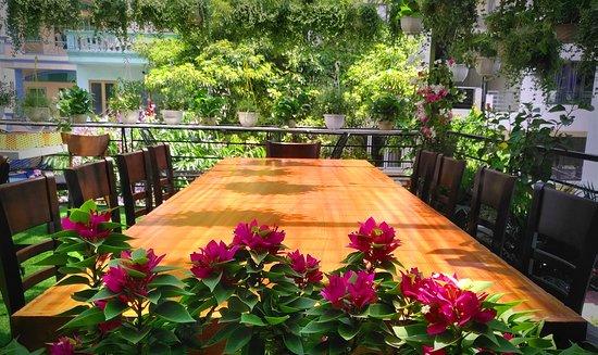 Casa Bonita: Casa Rooftop Garden