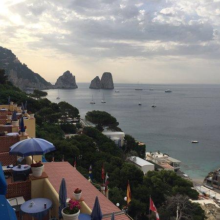 Hotel Weber Ambassador Capri照片