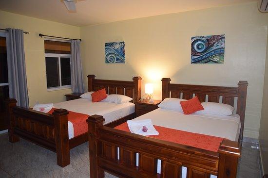 Samoana Boutique Hotel: Superior Room