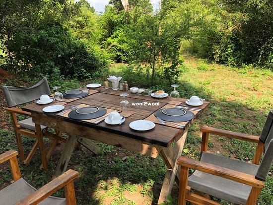 Ruhunu Safari Camping照片
