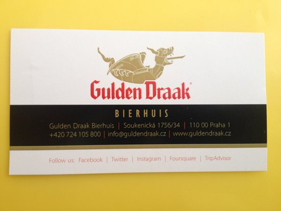 Gulden Draak Bierhuis Photo