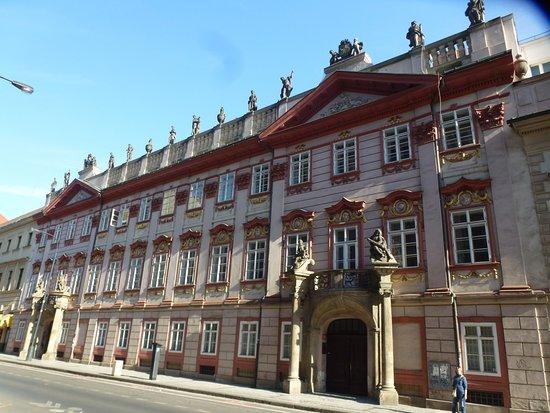 Hybernska 1036/3 - Sweerts-Spork Palace