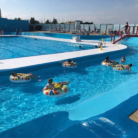 the lido picture of the strand leisure park gillingham tripadvisor