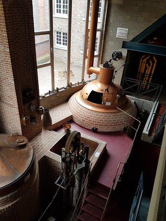 Bocholter Brouwerijmuseum : Een goed glas bier na Afloop
