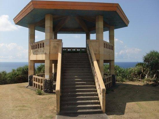 Tachigami Rock: 立神岩 古い展望台