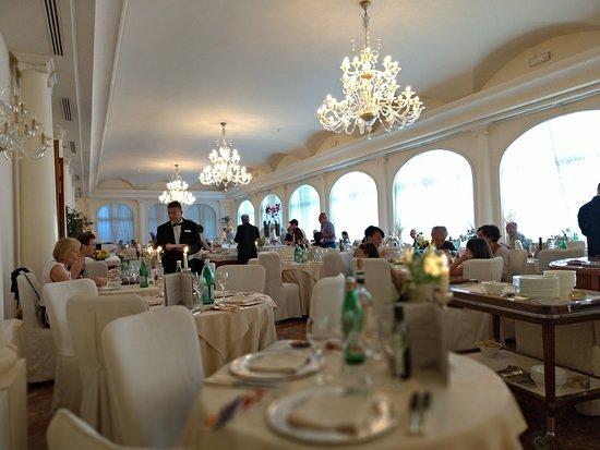 Hotel Europa Terme: Piscina esterna