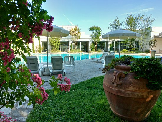 Hotel Europa Terme: Reparto Spa e Wellness