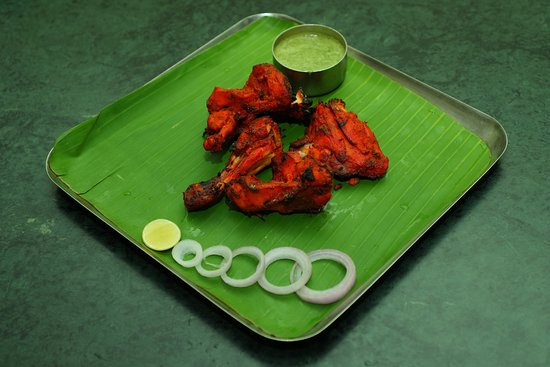 Appachi: yummy and tummy tandoori chicken