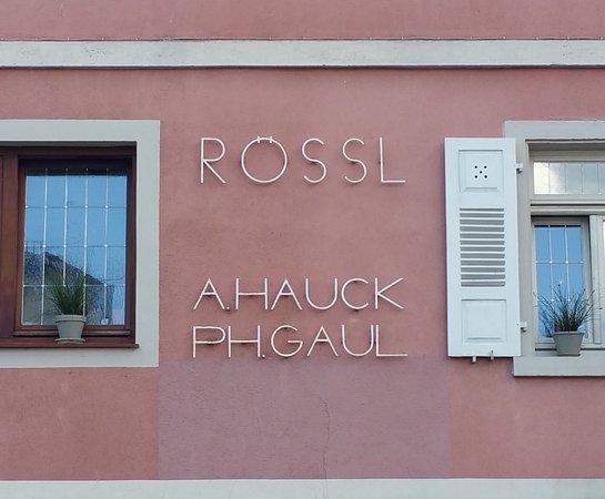 Neckargemund, Tyskland: Rössl