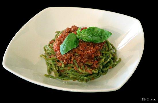 Agriturismo I Gumbi da u Zena: The pasta