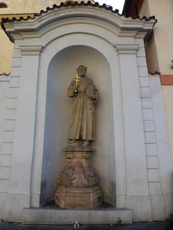 Kostel Svateho Josefa: Святой Франциск Ассизский