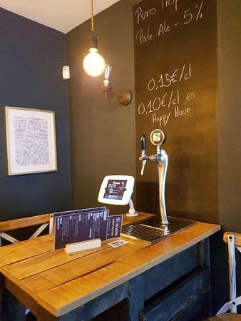 Los Grifos : Great craft beer bar