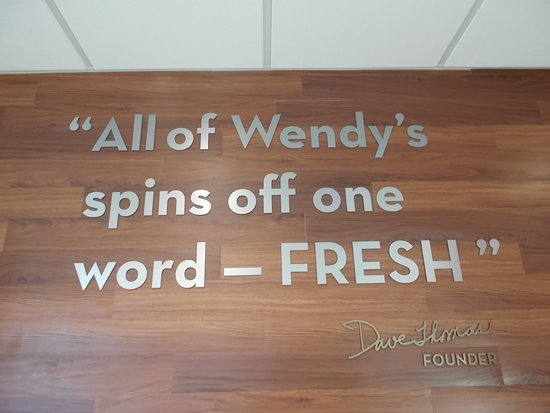 Wendy's, 2004 Dundas Street, London, Ontario