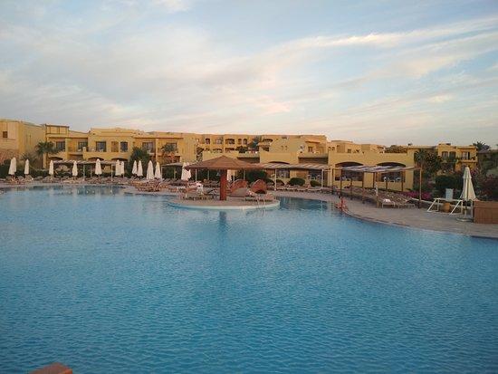 Three Corners Fayrouz Plaza Beach Resort: la spiaggia ultra-relax