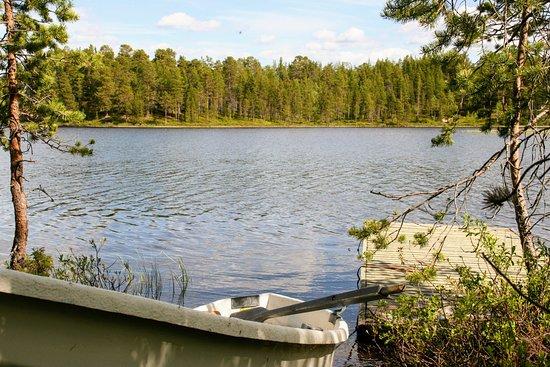 Paltto Elämysretket: own rowing boat