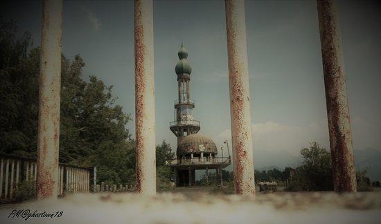 Consonno : Minareto retrò