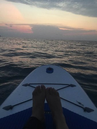 Stimulus Yacht Charter Pattaya: Solo time on the water...