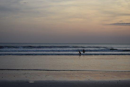 库塔海滩照片