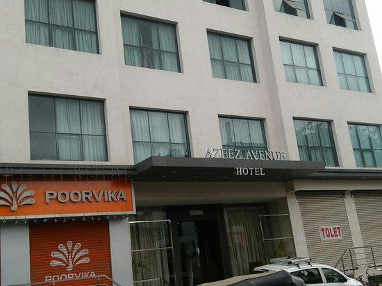 写真Azeez Avenue Hotel枚
