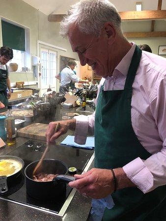 Cooking classes leamington spa