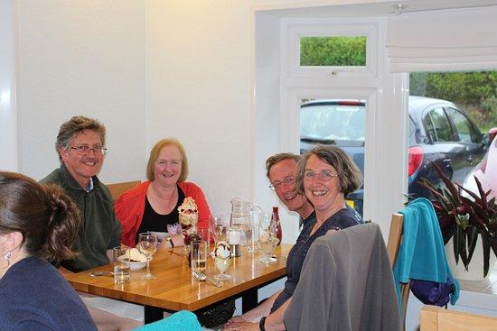 Polzeath, UK: Dessert at the White Heron