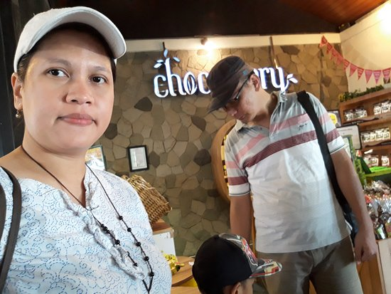 Cimory Mountain View: belanja coklat