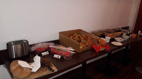 City Partner Hotel Sittardsberg: Breakfast