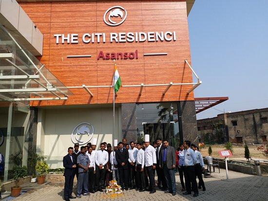 The Citi Residenci Hotel: BANQUET ENTRANCE