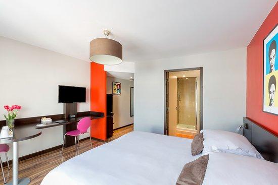 Best Western Park Hotel Geneve-Thoiry: Studios