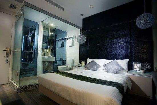 M1 Hotel : Deluxe Room