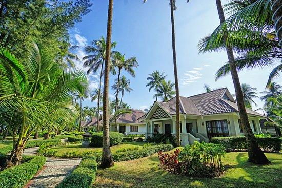 Chaungtha, Μιανμάρ: Beach Front Suite Villa