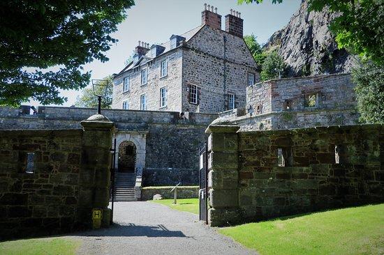 Dumbarton Castle照片