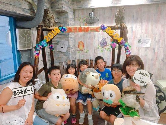 Toshima, اليابان: 家族連れ、お友達、団体、グループでフクロウカフェ✨