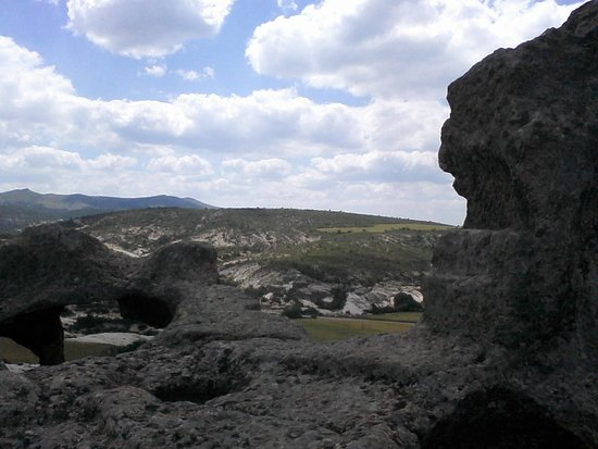 Frig Vadisi Tabiat Parki: At the Top of the Ancient Military Station/Patrol