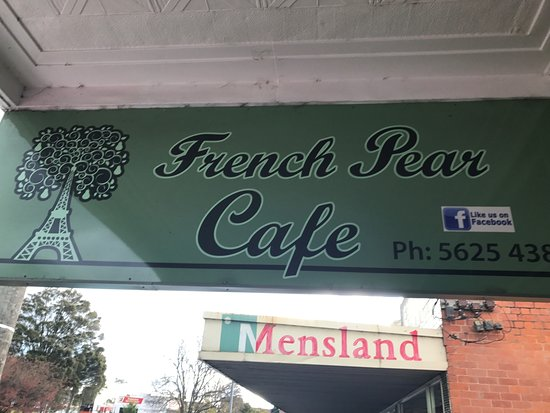 Drouin, Australia: The French Pear