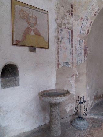 Battistero della Basilica di Agliate