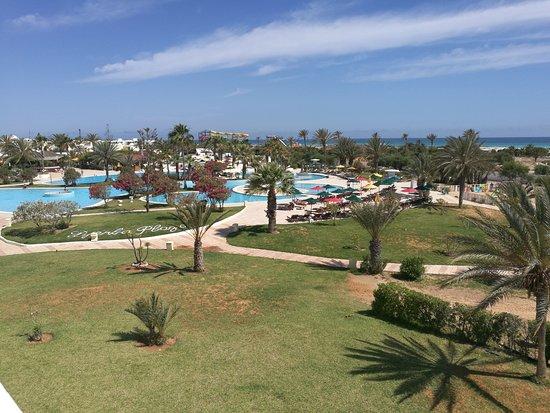 Djerba Plaza Hotel & Spa: Piscine