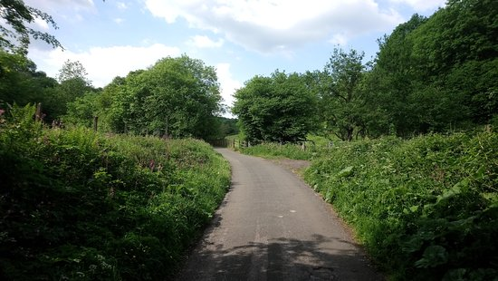 Staffordshire, UK: Manifold Way