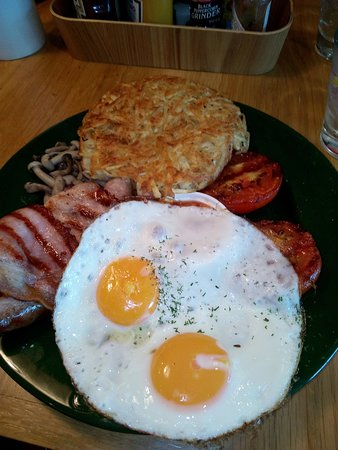 Not Just Another Cup: English breakfast