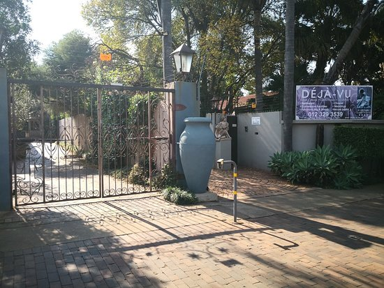 Gauteng, South Africa: Entrance